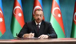 Ильхам Алиев подписал 2 распоряжения