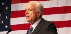 У Маккейна диагностировали опухоль мозга