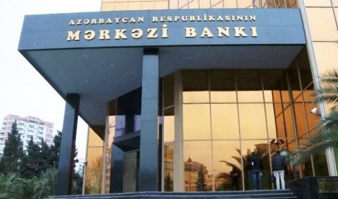 Mərkəzi Bank manatın məzənnəsini açıqladı