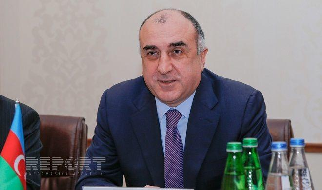 Interview by Foreign Minister Elmar Mammadyarov