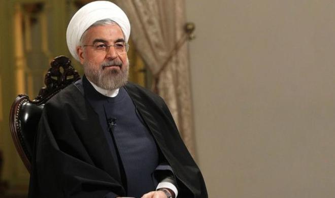 "روحانی: ""او گون بؤلگهدن ایلک قاچانلار آمریکالیلار اولاجاق"""