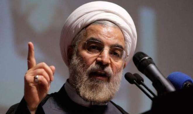ترامپی صدام حسینین تالعیی گؤزلییر - روحانی