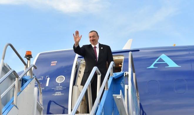 Изменена дата визита Ильхама Алиева в Россию