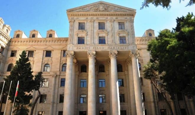 Foreign Ministry responds to Nikol Pashinyan