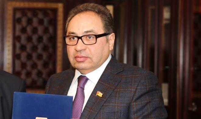 Абель Магеррамов освобожден от занимаемой должности