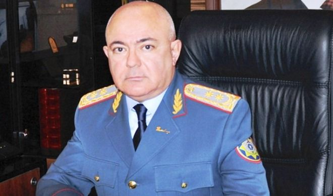 Aydın Əliyev Daşkəsənə gedir - Qəbul