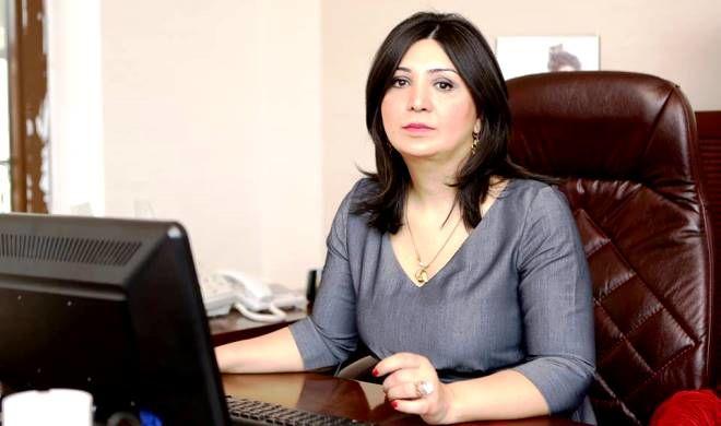 Вес не тот, чтобы обращаться к Мехрибан Алиевой