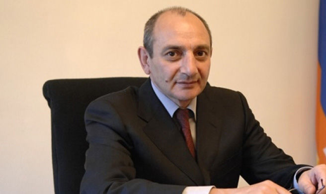 Sahakyan's bodyguard killed himself in Khankendi