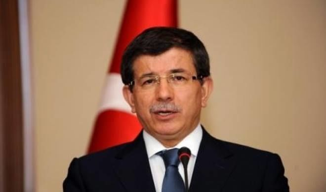 Ahmet Davutoglu was infected with the coronavirus