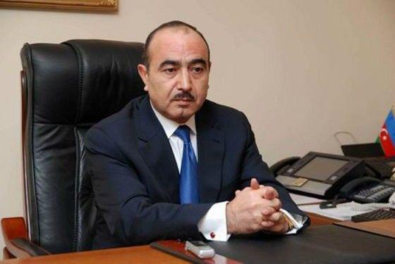 Əli Həsənov Nuru Paşadan yazdı