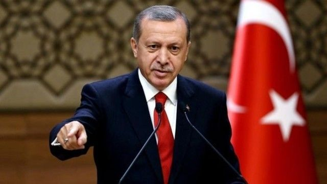 Assad's army was defeated - Erdogan