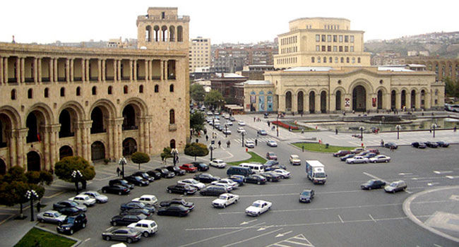 Capital inflows from Armenia have reached a maximum