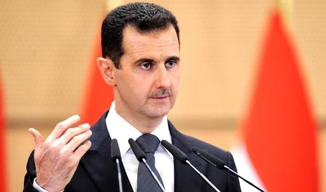 Assad officially nominated his candidacy