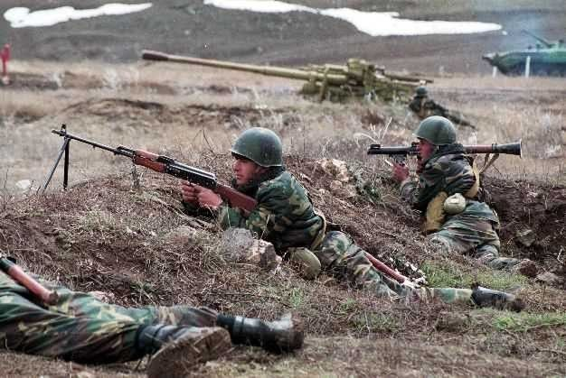 Armenians violated the ceasefire in Nakhchivan direction