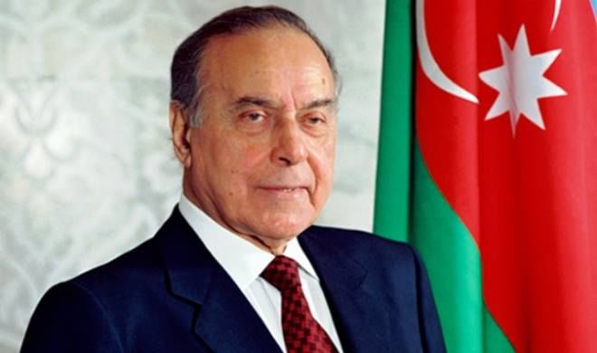 World leaders about Heydar Aliyev