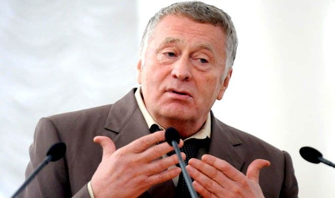 "Zhirinovsky: Zelensky will be able to escape ""legally"""