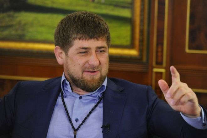 Я люблю его больше, чем своих детей - Кадыров