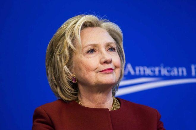 Клинтон обвинила Россию в расизме