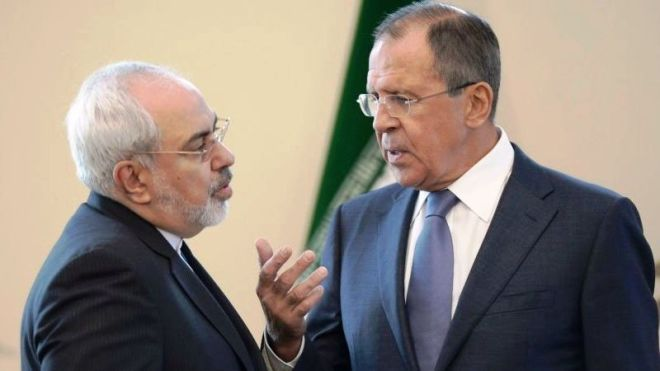 Karabakh is also on the agenda of Zarif-Lavrov meeting