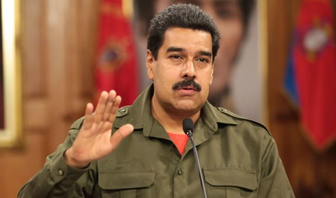 Maduro announced the terms of his resignation