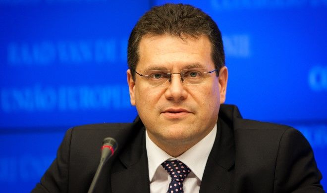 Europe is preparing for the 2nd wave - Sefcovic
