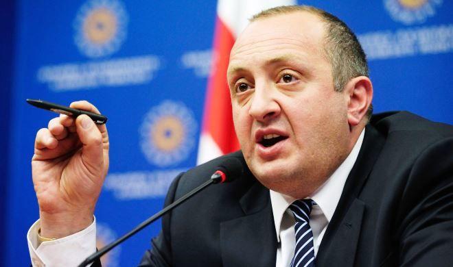 Marqvelaşvili İvanişviliyə qarşı: O, xalqı aldatdı