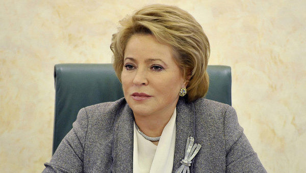 Warning from Matviyenko to Yerevan