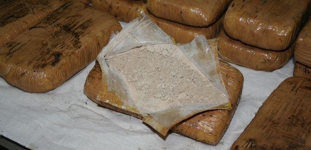 Azərbaycana narkotik gətirən şəxs tutuldu