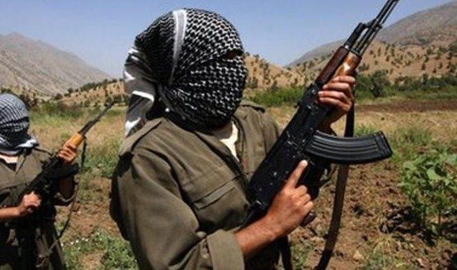 Yunanıstana qaçmaq istəyən PKK-çılar ələ keçirildi