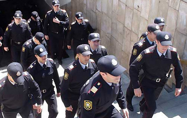 Bakı polisi holland turisti heyrətləndirdi