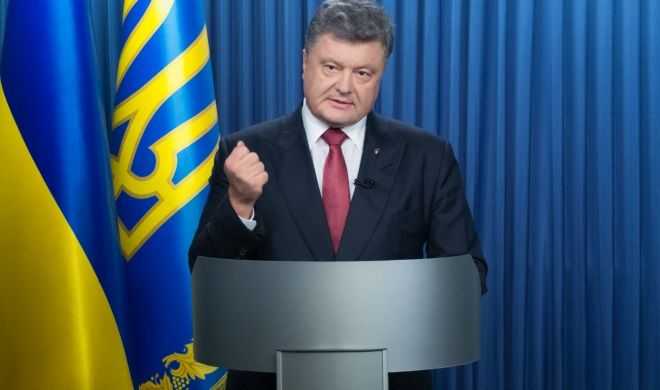 Poroshenko's wealth announced: he is in the 3rd place