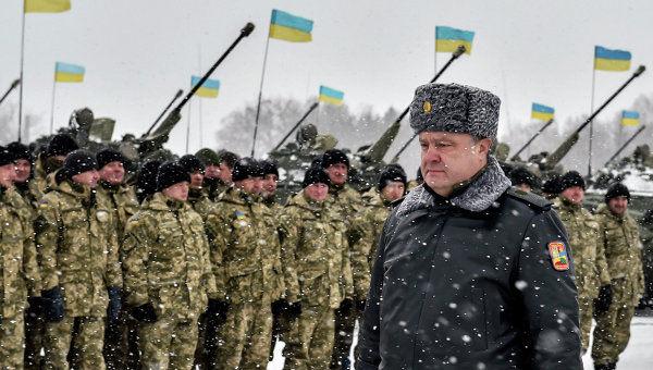 Poroşenkonun hücum əmri: Rusiyaya qarşı savaş başlayır? – Şərh
