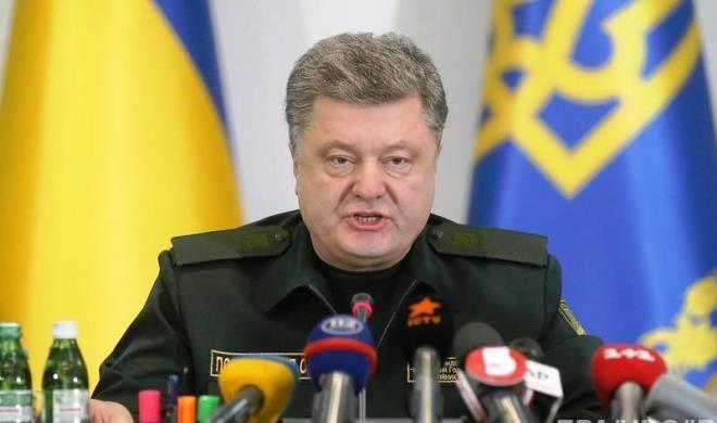 Россия готовит атаку на Мариуполь - Порошенко