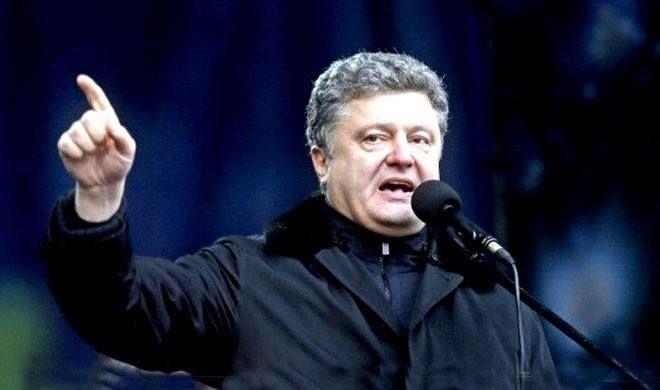 Порошенко обвинил Москву в подготовке к аннексии Донбасса