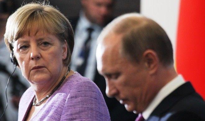 Германия отказалась слушать Путина