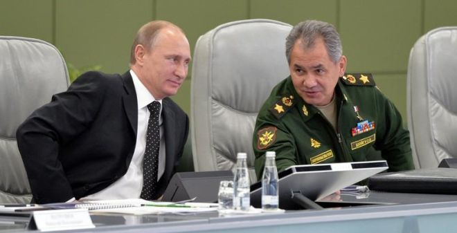 Shoigu: Russia has created a new division in the Caucasus