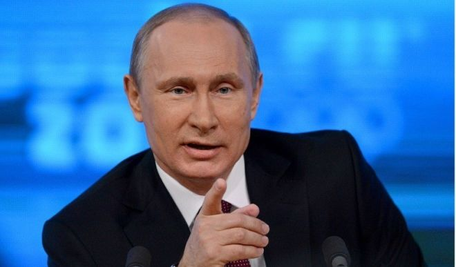 Putin: The US made a coup in Ukraine, and we took Crimea
