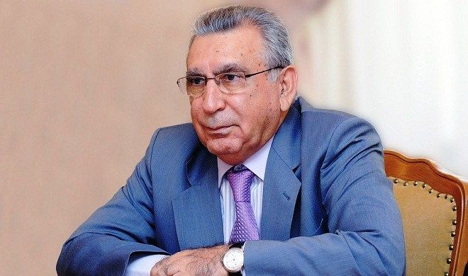 Əli Abbasov Ramiz Mehdiyevin müşaviri təyin olundu