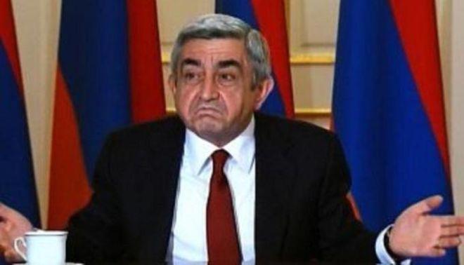 سرکیسیانی هئچ کیم تبریک ائتمیر – ارمنی مئدیاسی