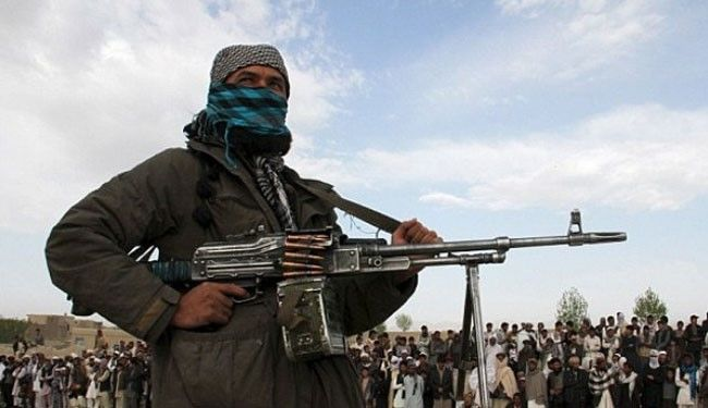 Taliban: We buy weapons from Kabul, not Russia