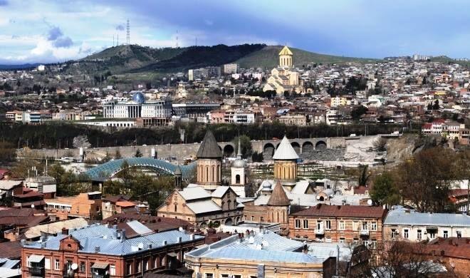 Улицы Тбилиси перекрыли из-за съемок «Форсажа»