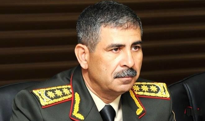 Zakir Hasanov didn't give this authority to the commission