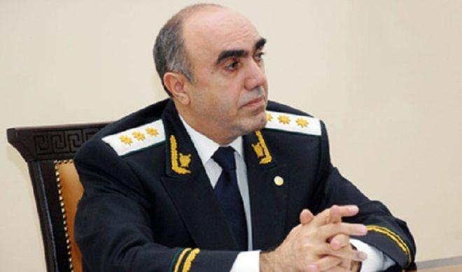 Zakir Qaralov əlcəzairli həmkarını qəbul etdi