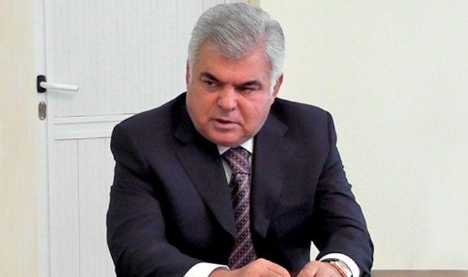 Ziya Məmmədovun villasında yanğın: 3 otaq kül oldu - Video