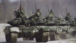 Rusiya Qafqazda böyük təlimə başladı