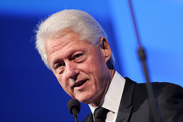 Bill Clinton trolled Trump via Twitter -
