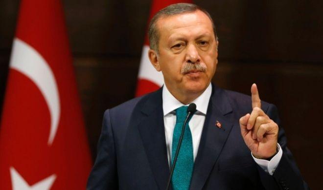 """""""Знай свое место"""" - сказал Эрдоган главе МИД Германии"""
