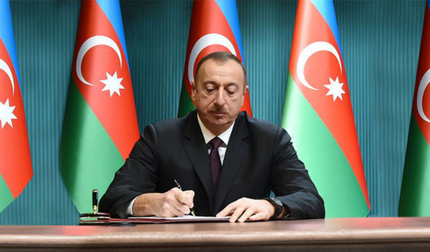 Ilham Aliyev expressed condolences to Putin and Minnikhanov