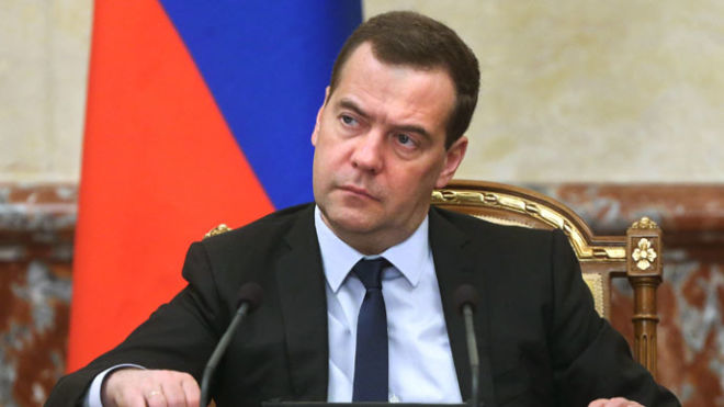 Poroshenko needed war - Medvedev