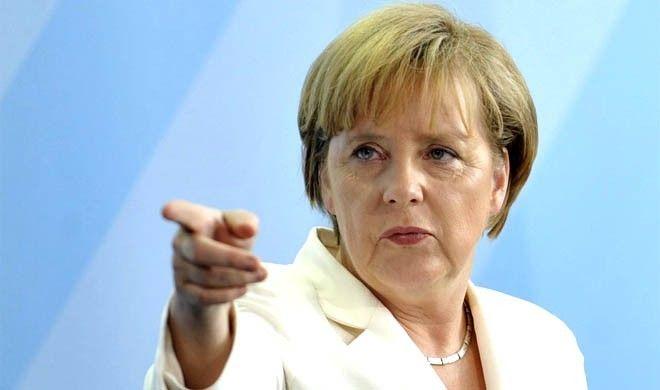 Merkel Rusiyaya sanksiyaların ləğvi tarixini açıqladı
